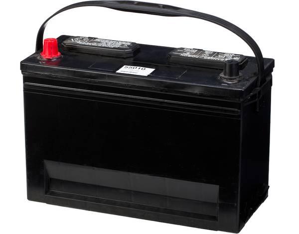 Bilde av SKANBATT MF50-600 Startbatteri 12V 80AH 600CCA (343x127x234/254)