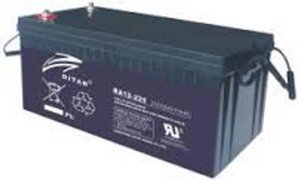 Bilde av RITAR AGM Deep Cycle Batteri 12V 225AH (522x240x219mm) +høyre 31