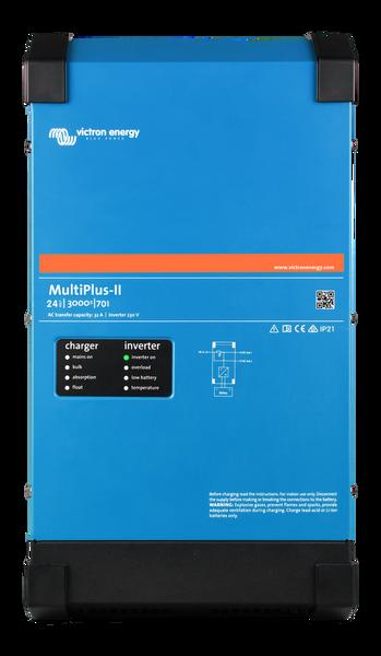 Bilde av VICTRON Multiplus-II C24/3000/70-32 kombi inverter og lader