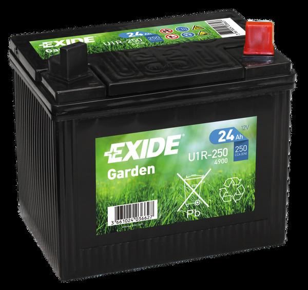 Bilde av 4900 EXIDE GARDEN U1R-250  24AH