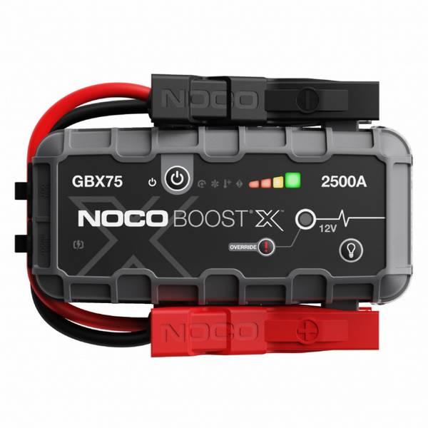 Bilde av GBX75 NOCO Lithium Startbooster 12V 2500Amp