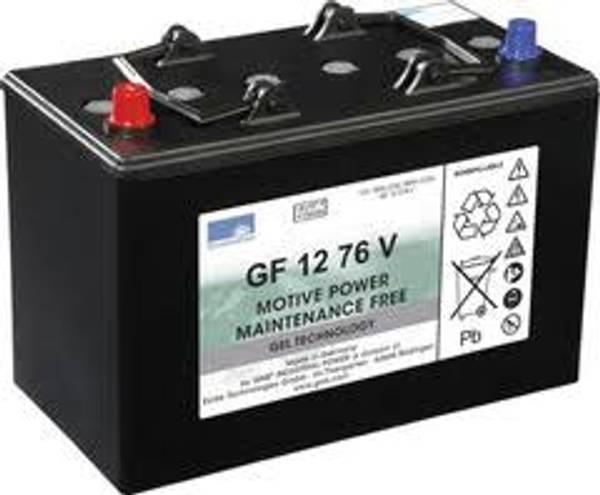 Bilde av SONNENSCHEIN GEL Batteri 12V 76AH (330x171x235,5mm) +venstre
